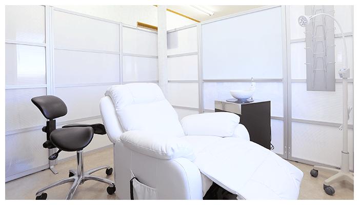 個別の診療室